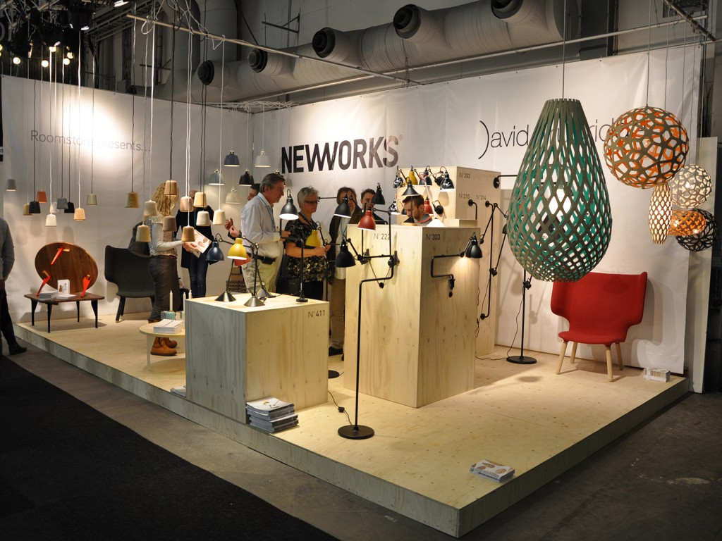Roomstore Stockholm Furniture Fair 2013 Marvell